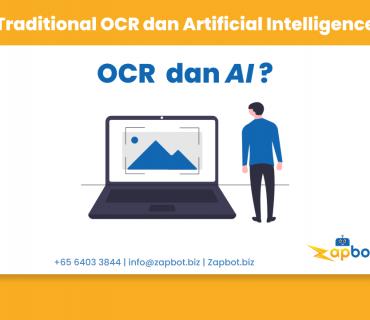 Traditional OCR dan AI - Zapbot Indonesia