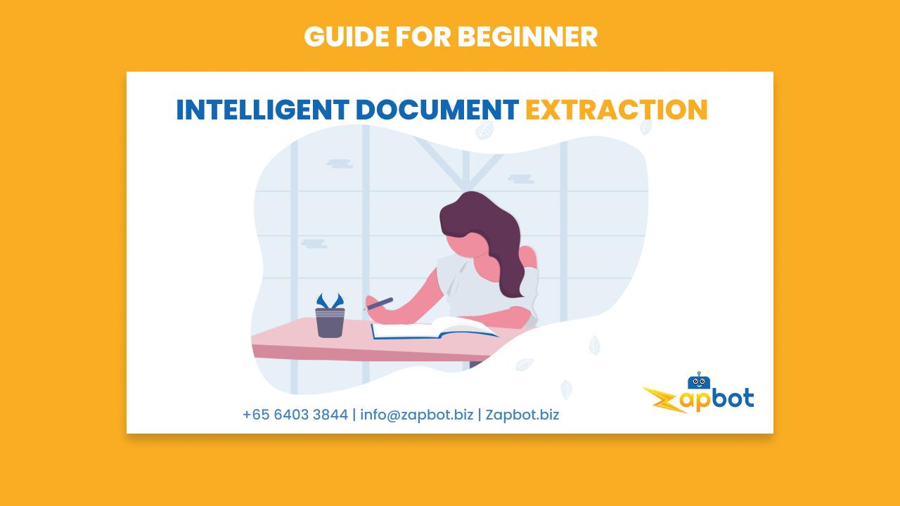 Guide OCR for Beginner