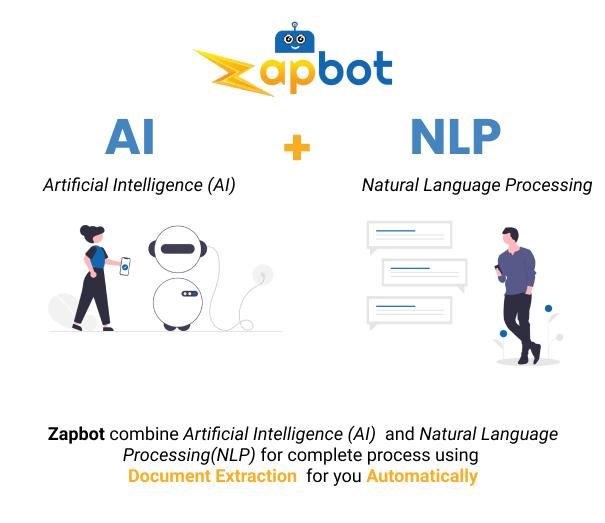 Intelligent Document Extraction Software 2021-Zapbot-AI-NLP-Singapore
