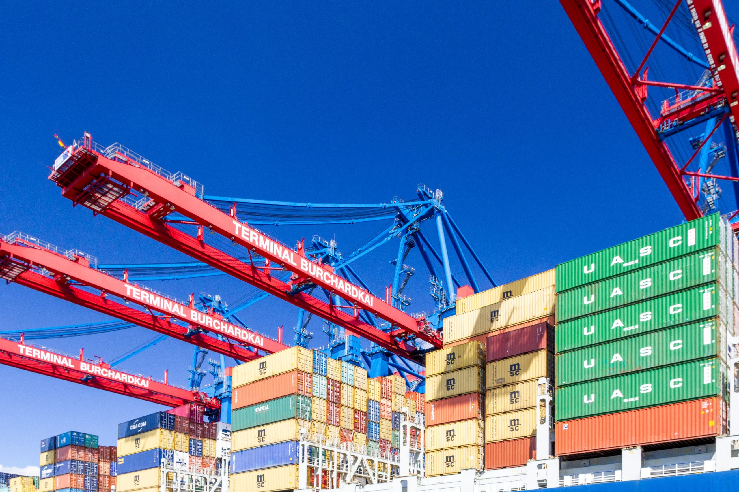 intelligent data extraction logistic automation shipping